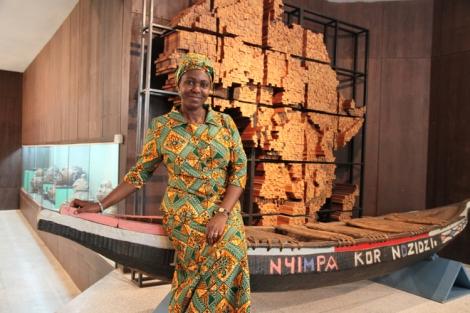 Afrikan Taiteen Museo Belgrad