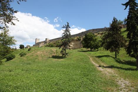 Kalemegdanin linnoitusalue