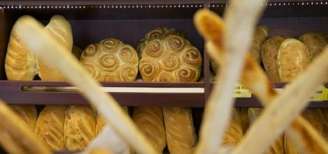Leipomo Lulun tuoretta leipää Božeska 48 Belgrad.