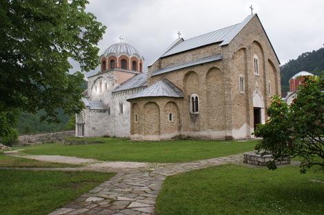Studenican luostari