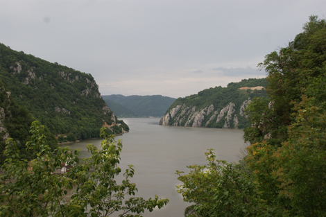 Tonava Iron Gate Serbiassa