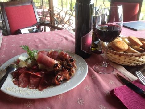Viini ja ruoka Serbia
