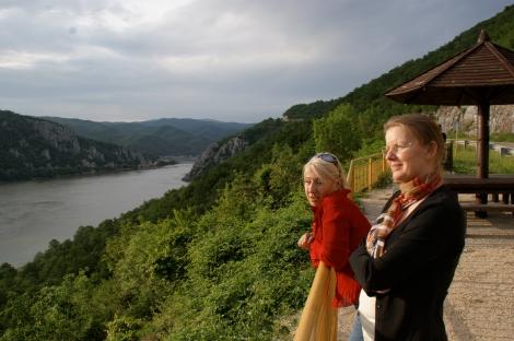 Ivanka Tasic ja Tuula Lukic Tonava Serbia