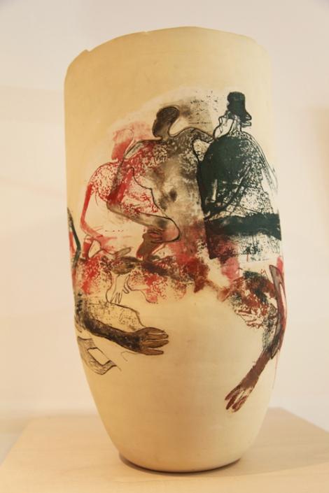 Maljakko keramiikkaa: Bojana Ristevski