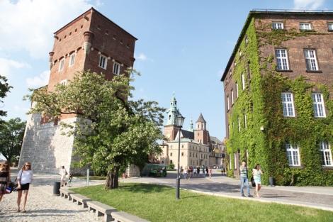 Wawel kuninkaanlinna