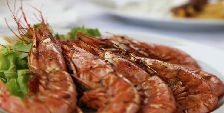 Gambor-annos maistui herkulliselta valkosipulikastikkeen kera.