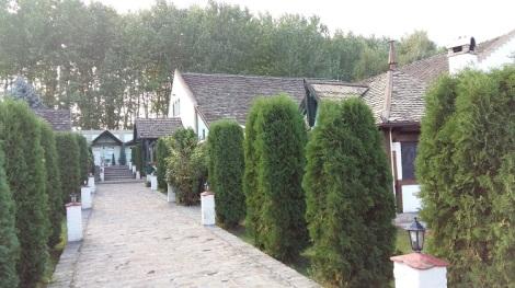 Jelen Salas on ravintola Palic-järven tuntumassa.