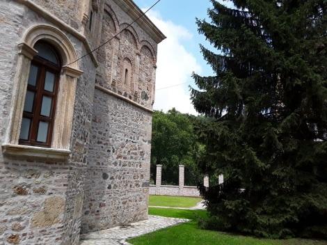 Novo Hopovo Fruska Gora Serbia