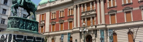 Serbian Kansallismuseo avattu 28.6.2018.