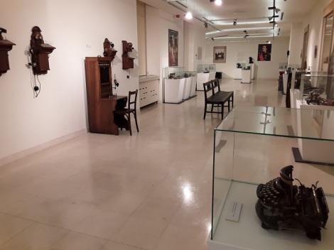 Postal-telegraphic-telephonic museum Belgrade.