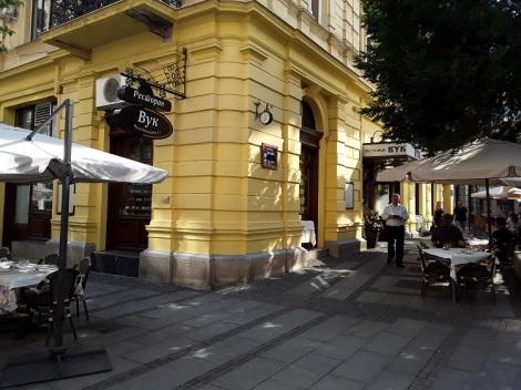 Ravintola Vuk Belgrad Serbia